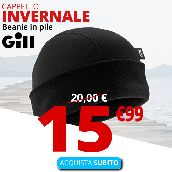 Cappello invernale Beanie in pile