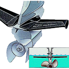 Outboard motor parts