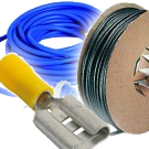 Electric cables and accessories