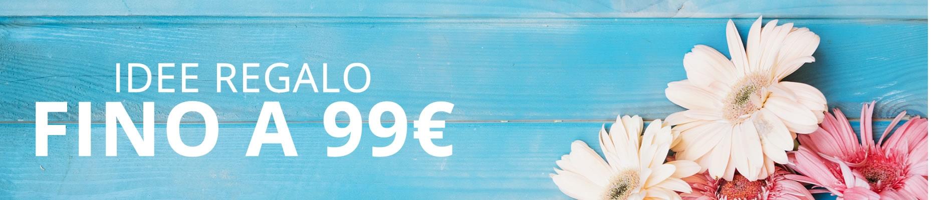 Idee Regalo fino a € 99