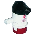 Aerator pumps for fish