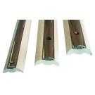 Profili bottazzo in acciaio e basi
