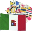 Flags, Stickers, Great Pavese
