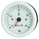 Tachometer, Hour Meter
