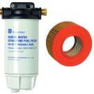 Engine water, air and diesel filters