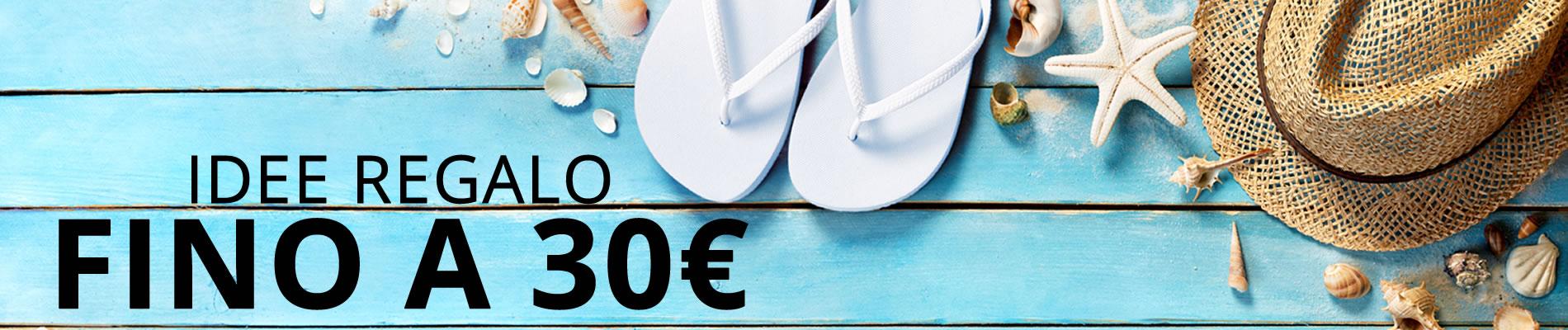 Idee Regalo fino a € 30