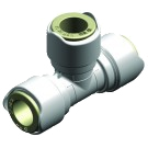 Quick couplings for plumbing systems