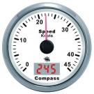 Speedometers, Odometer