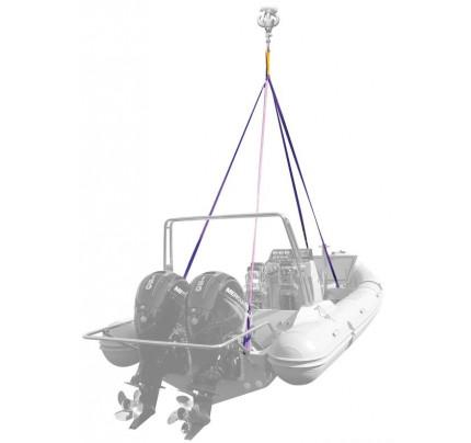 Osculati-PCG_38779-Sistema di sollevamento a 4 bracci per imbarcazioni o battelli pneumatici-20