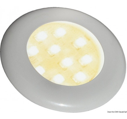 Batsystem-PCG_36134-Plafoniera LED da incasso BATSYSTEM Nova II-20