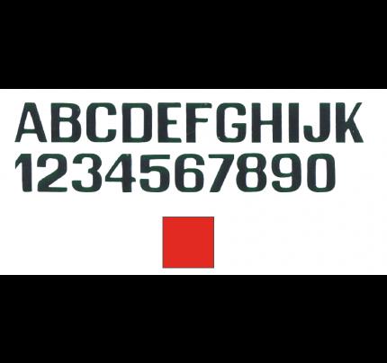 International Letterfix-PCG_FN59590180-LETTERE E NUMERI ROSSE MM.100-20