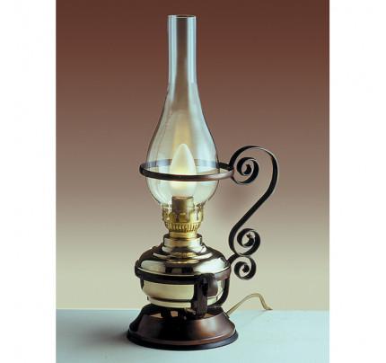 Foresti e Suardi-FS2208.LT-Lampada da tavolo in ottone giallo Lucido E14 T Trasparente-20