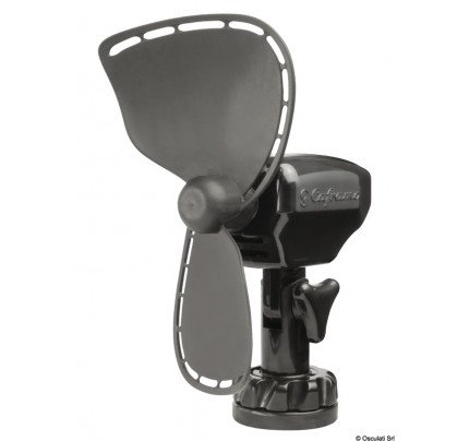 Caframo Limited-16.751.12-Ventilatore Caframo modello Ultimate nero 12V-20
