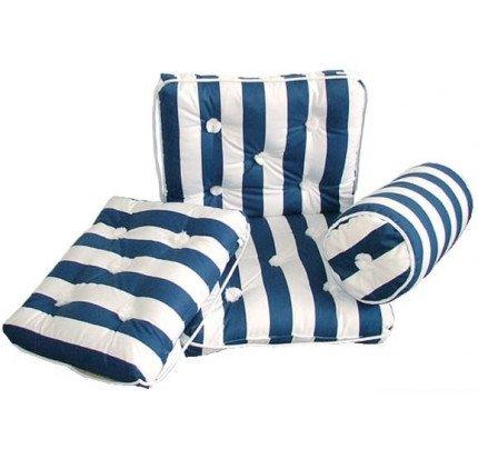 Osculati-24.430.34-Cuscino forma rollo in cotone blu e bianco-20