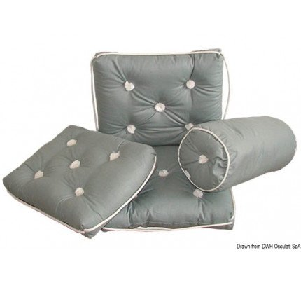 Osculati-24.430.26-Cuscino con schienale grigio-20