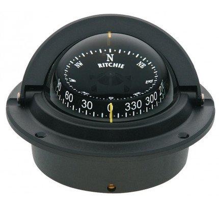 Ritchie navigation-PCG_35080-Bussole RITCHIE Voyager 3 (76 mm) con compensatori e luce-20