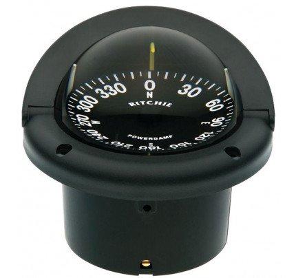 Ritchie navigation-PCG_35086-Bussole RITCHIE Helmsman 3 3/4 (94 mm) con compensatori e luce-20