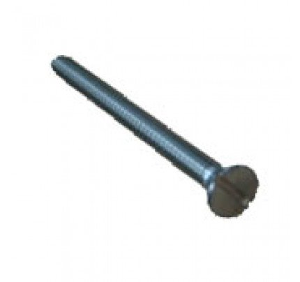 Osculati-316.963-5X50-Bullone Inox a testa svasata piana taglio a cacciavite 5x50mm DIN963-20