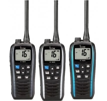 Forniture Nautiche Italiane-PCG_FN5550025-VHF ICOM IC-M25-20