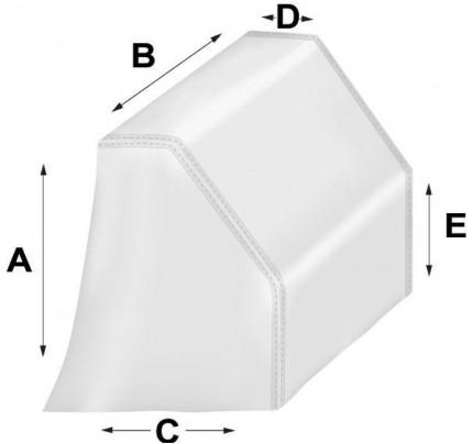Osculati-PCG_3353-Copriconsolle di guida per scafi aperti originale TESSILMARE-20