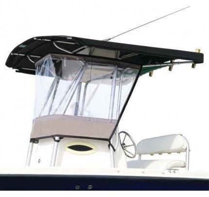 Oceansouth-PCG_39286-Protezione universale trasparente anti-spruzzi/anti-pioggia per T-Top-20