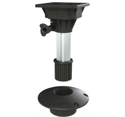 Oceansouth-PCG_39292-Supporto sedile Waverider con ammortizzatore, testa girevole e base ad incasso-20