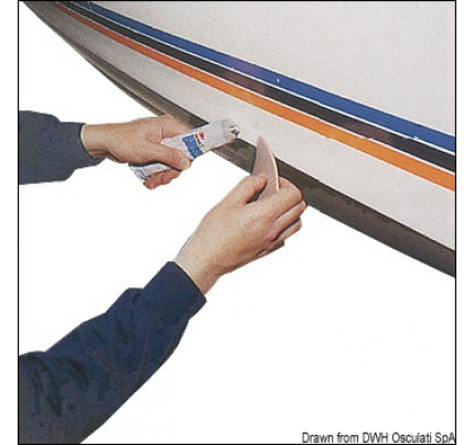 Stucco acrilico bianco 3M