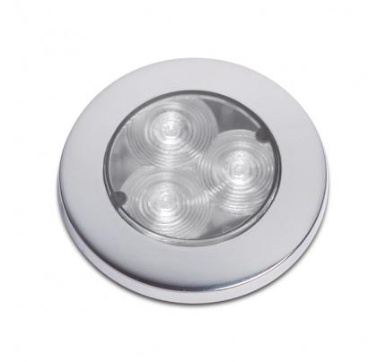 Foresti e Suardi-FS5700.I.6000-PEGASUS B Inox lucido LED .6000 °K Bianco-20