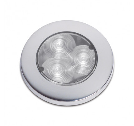 Foresti e Suardi-FS5700.IB-PEGASUS B Inox lucido LED Blu-20