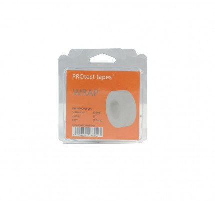 PROtect tapes-PT-PWW500100030-Nastro Wrap bianco 500 micron 100mm x 3m-20