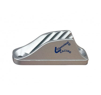 ClamCleat-CL219-Verticale aperto medio in alluminio per cime 6-12-20