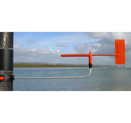 Hawk Mouldings-JH-LH2-Segnavento LITTLE HAWK MK2 per Laser, Topper e derive fino a 6 metri-21