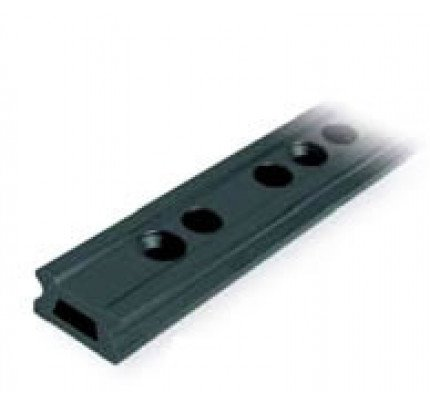 Ronstan-RC1550-1.0-Serie 55 Track, Black, 996 mm M12 CSK fastener holes. Pitch=100m-20