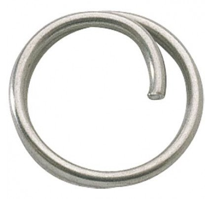 Ronstan-RF113-Anello portachiavi, diametro interno 9.5mm, filo 1mm, in acciaio inox-20