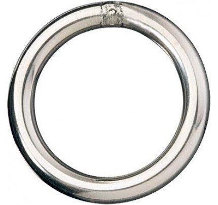 Rwo-R4141-Anello in acciaio Inox Ø10mm con filo 3mm-20
