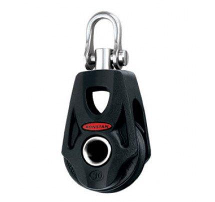 Ronstan-RF35100-Series 30 BB Orbit Block™, Bozzello singolo con grillo e arricavo-20