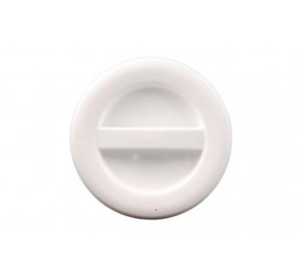 Allen-A0337W Tappo dispezione Ø 100mm, foro Ø 110mm, colore bianco-21