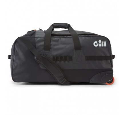 Gill Marine-DG-L079-BLK01-1SIZE-Borsone Cargo da 90 litri con ruote-21
