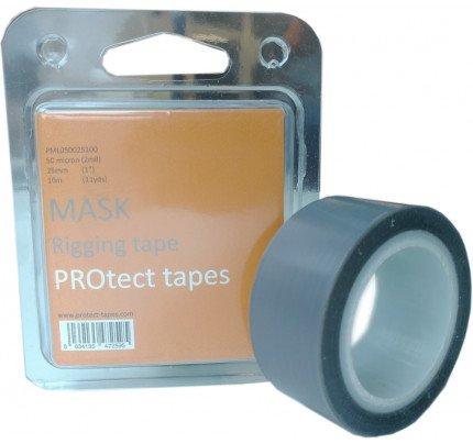 PROtect tapes-PT-PML050025330-Nastro Mask grigio chiaro 25mm x 33m-20