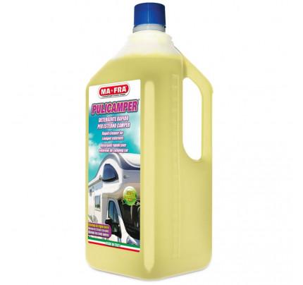 Detergente rapido per esterno camper Pulicamper 2000 ml