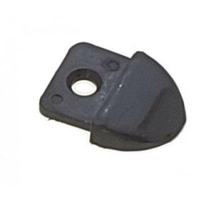 Viadana-23.07-Terminale in nylon per rotaia da 25mm-20