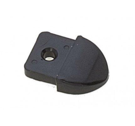 Viadana-23.11-Terminale in nylon per rotaia da 28mm-20