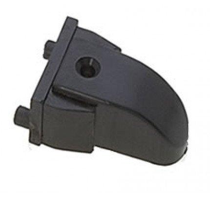 Viadana-24.46-Terminale nylon con ammortizzatore per rotaia 25mm-20