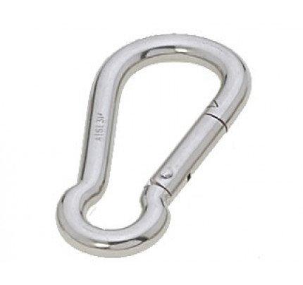 Viadana-29.06-Moschettone semplice, diametro 10mm, lunghezza 100mm, in acciaio inox-20
