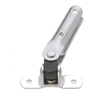 Viadana-50.01-Snodo cardanico per prolunga barra timone tonda Ø12-16mm-20