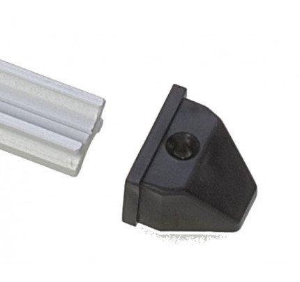 Viadana-94.09-Terminale ammortizzatore per rotaia 19mm-20