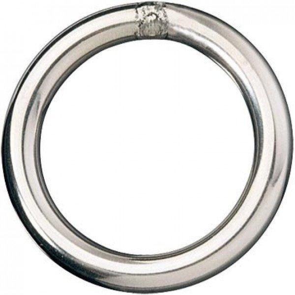 Rwo-R4142-Anello in acciaio Inox Ø12mm con filo 4mm-30