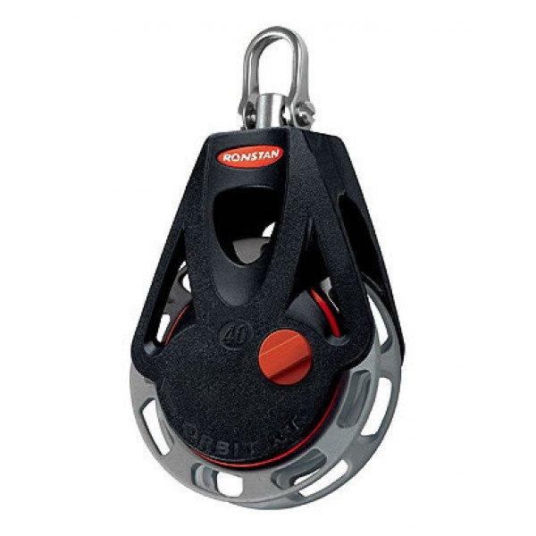Ronstan-RF46100M-Serie 40 RT Orbit Block™, Bozzello singolo Ratchet automatico/manuale con testa girevole-30