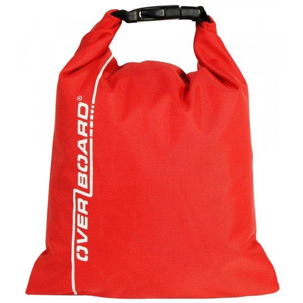 OverBoard-OB1031R-Busta impermeabile Dry Pouch da 1lt 15x11,5cm colore rosso-31
