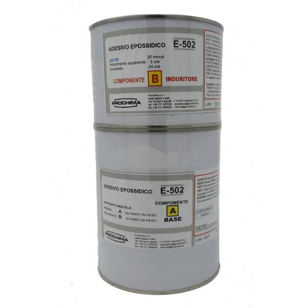 Prochima-PH-AE042KG1-Mastice epossidico bicomponente E-502 1Kg-31